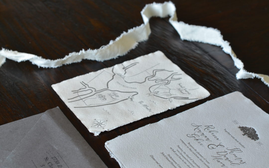 Three Ways to Preserve Your Stationery